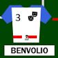Hellas Verona teamsheet